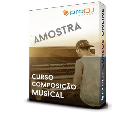 Composição Musical - Amostra