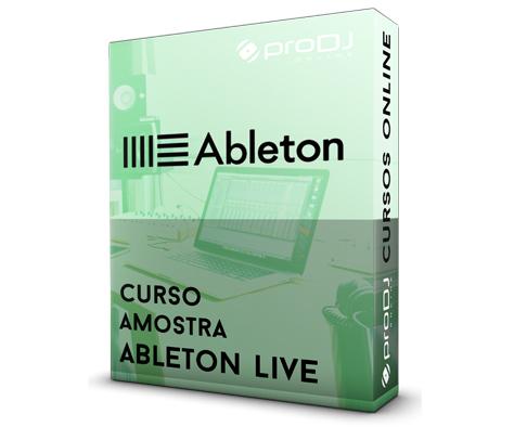 Produção Musical com Ableton Live - Amostra