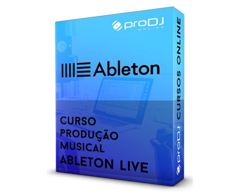 Produção Musical com Ableton Live